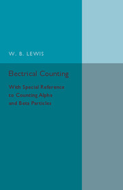 Electrical Counting