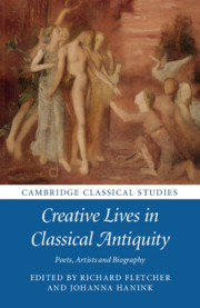 Creative Lives in Classical Antiquity