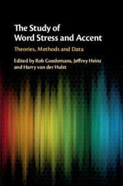 The Study of Word Stress and Accent