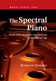 The Spectral Piano