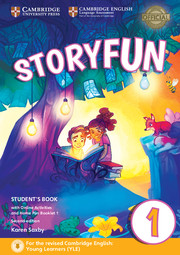 Storyfun for Starters Level 1