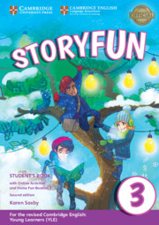 Storyfun for Movers Level 3