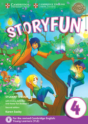 Storyfun for Movers Level 4 Student s Book with Online Activities and Home  Fun Booklet 4 2nd Edition 77dc7ab8bba