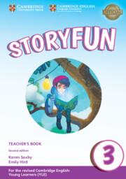 Storyfun 3 Teacher's Book with Audio