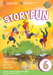 Storyfun 6 Student s Book with Online Activities and Home Fun Booklet 6 a2292a29f2b
