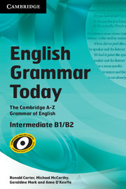 Grammar | Cambridge University Press