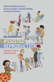 Relatedness in Assisted Reproduction