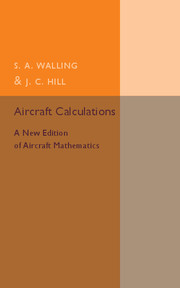 Aircraft Calculations