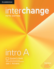 Interchange Intro A Student's Book with Online Self-Study