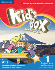 Kid's Box for Ecuador Level 1