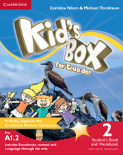 Kid's Box for Ecuador Level 2
