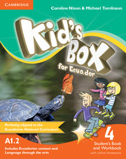 Kid's Box for Ecuador Level 4