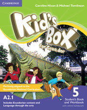 Kid's Box for Ecuador Level 5