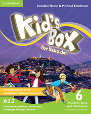 Kid's Box for Ecuador Level 6