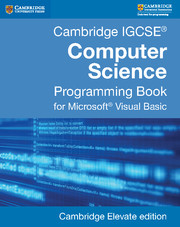 Computer Science Resources   Cambridge University Press