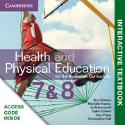 Health and Physical Education for the Australian Curriculum Years 7 and 8 Digital (Card)