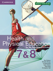 Health and Physical Education for the Australian Curriculum Years 7 and 8