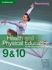 Health and Physical Education for the Australian Curriculum Years 9 and 10