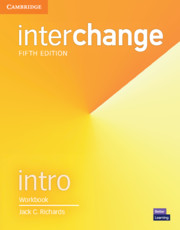 Interchange Intro Workbook