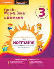 Cambridge HOTmaths Level 3 Pack