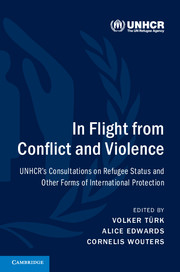 In Flight from Conflict and Violence