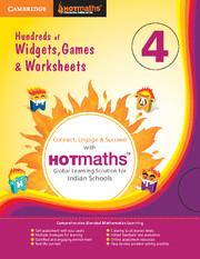 Cambridge HOTmaths Level 4 Pack