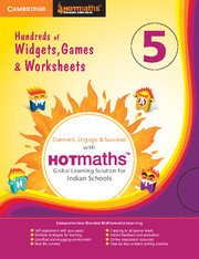 Cambridge HOTmaths Level 5 Pack