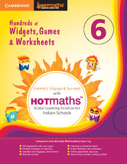 Cambridge HOTmaths Level 6 Pack