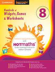 Cambridge HOTmaths Level 8 Pack