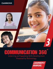 Communication 360° Level 3 Learner's Manual