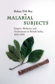 Malarial Subjects