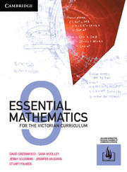 Essential Mathematics for the Victorian Curriculum Year 9