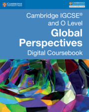 Cambridge IGCSE® and O Level Global Perspectives Coursebook Cambridge Elevate Edition (2 Years)