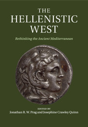 The Hellenistic West
