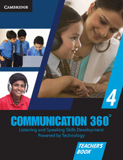 Communication 360° Level 4 Teacher's Pack