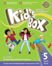 Kid's Box Updated 2nd edition L5 cover
