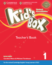Kid's Box Level 1 Teacher's Book British English