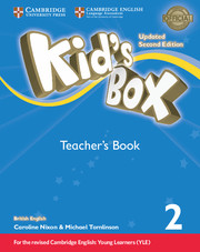 Kid's Box Level 2 Teacher's Book British English