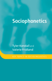 Key Topics in Sociolinguistics