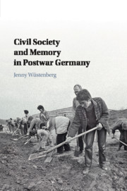 Civil Society and Memory in Postwar Germany