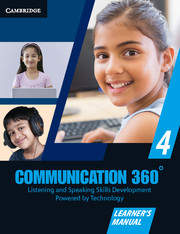 Communication 360° Level 4 Learner's Manual