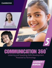 Communication 360° Level 5 Learner's Manual