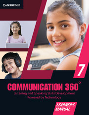 Communication 360° Level 7 Learner's Manual