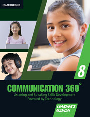 Communication 360° Level 8 Learner's Manual