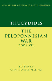 Thucydides: The Peloponnesian War Book VII