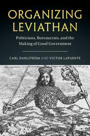 Organizing Leviathan by Carl Dahlström