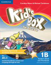 Kid's Box for Ecuador Level 1B