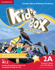 Kid's Box for Ecuador Level 2A