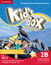 Kid's Box for Ecuador Level 2B