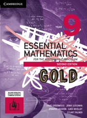 Essential Mathematics Gold for the Australian Curriculum Year 9